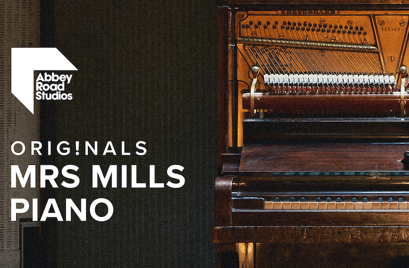 Spitfire Audio: Mrs. Mills piano